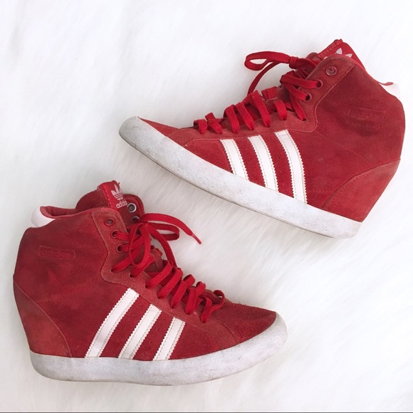 07f43c393fc adidas Shoes - Adidas Wedge Sneakers